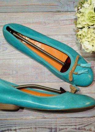 🌿42🌿европа🇪🇺 ara. кожа. комфортные фирменные туфли