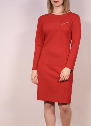 Червоне плаття від класного бренду moschino- шалений сейл лише до кінця місяця!