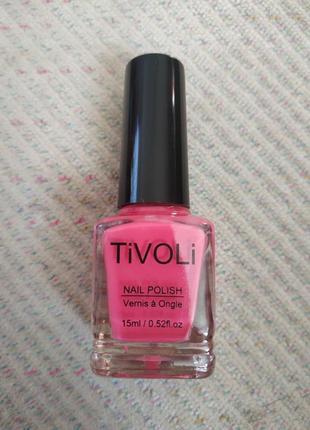 Лак для нігтів tivoli