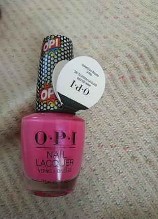 Лак для нігтів o.p.i