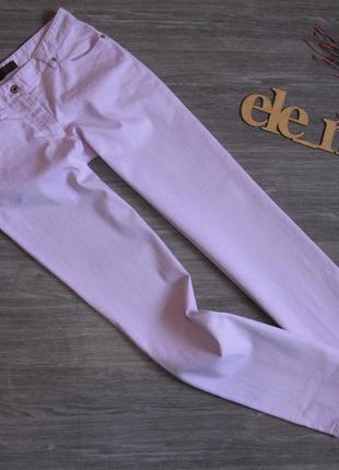 Нежно розовые джинсы размер eur 38 на высокую девушку