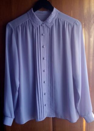 Винтажная блуза