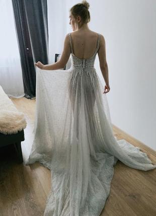 Свадебное платье (вечернее) rara avis. новое