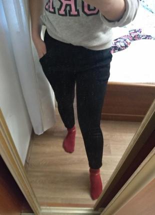 Утепленные штаны,, лосины, , на мку