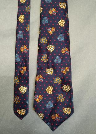 Шелковый галстук berny's