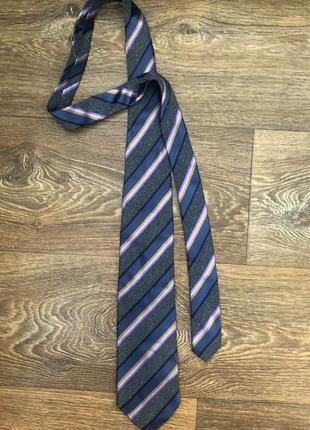 Etro галстук шёлк