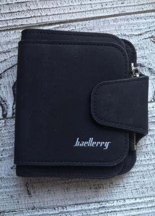 Женский кошелек baellerry, mini. черный