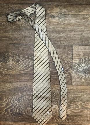 Versace галстук шёлк