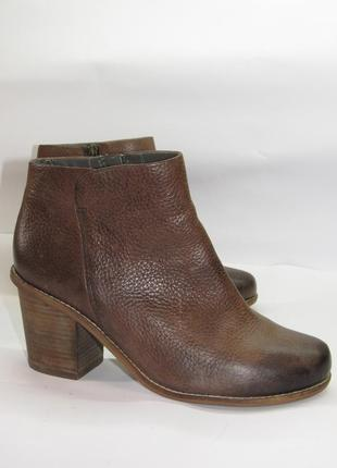 Clarks+widefit вьетнам кожаные шикарные качественные ботинки b4