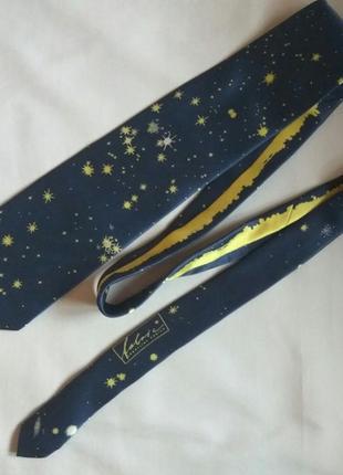 Оригинал шёлковый галстук fabric frontline