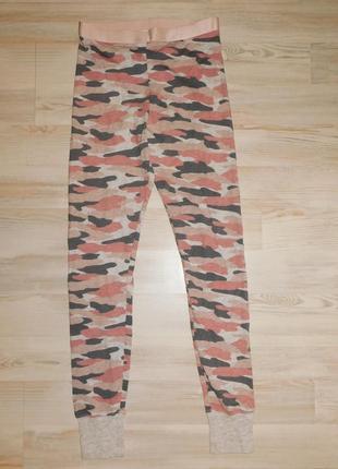 Домашние брюки - леггинсы h&m