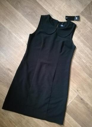 Платье с воротничком, сукня, сарафан