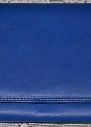 Женский кошелек клатч giuly натуральная кожа новый