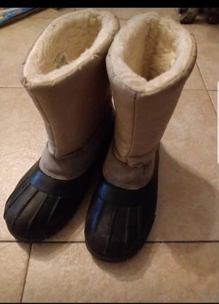 Ботинки для снега.