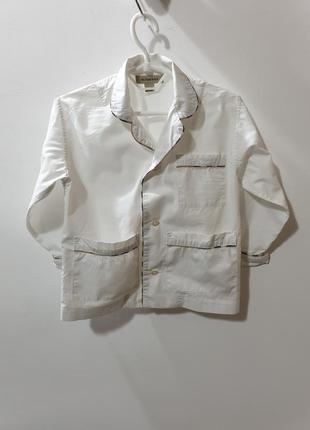 Рубашка на 2 года  burberry
