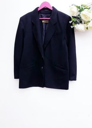 Шерстяное пальто оверсайз стильное пальто с кашемиром