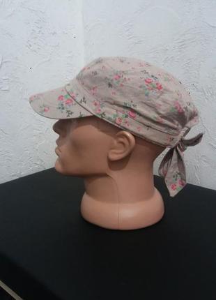Женская кепка f&f