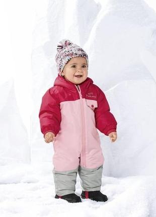 Термокомбинезон lupilu для девочки