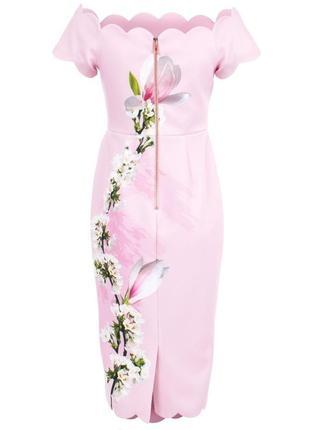 Казкова сукня ted baker, изысканное платье ted baker