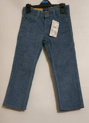 Штаны для мальчика kiabi 3 года 90-97.