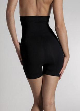 Корректирующие шортики ( панталоны) с утяжкой с&а черные