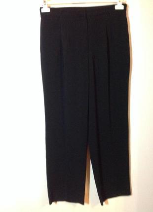 Классические чёрные брюки ;44/ brend yumi mazao