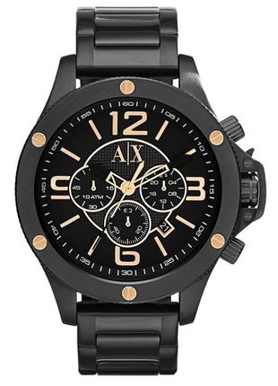 Мужские наручные часы ax armani exchange, оригинал!