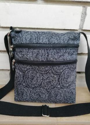 Стильна фірмова багатофункціональна англійська сумка кросбоді!!!