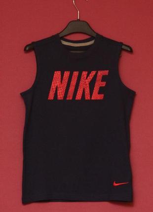 Nike s женская футболка из хлопка