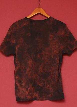 Polo ralph lauren s tie dye t-shirt футболка хлопок
