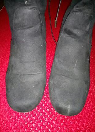 Ботиночки на очень удобних каблучках