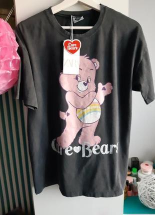 Мультяжна футболка zara