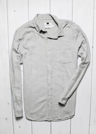 Топовая рубашка от бренда topman.