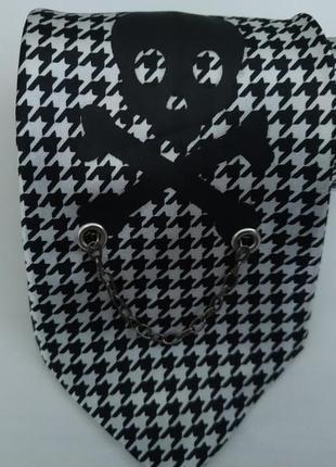 Галстук* галстук  на хэллоуин
