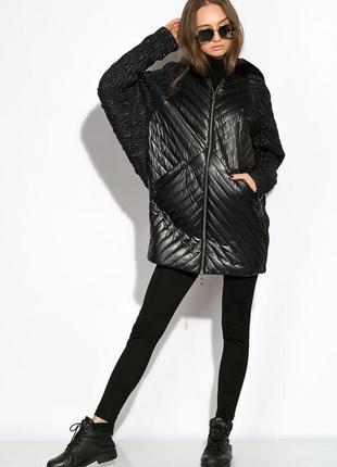 🔥супер качество!стильная,тёплая,зимняя куртка 🌿большие размеры 🌿