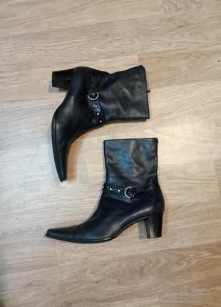 39р ботинки итальянские brunella