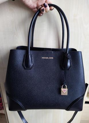 Michael kors mercher gallery middle black
