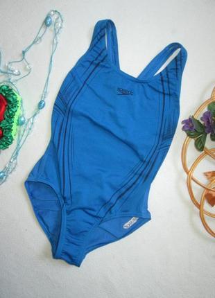 Фирменный сдельный спортивный купальник для бассейна и пляжа speedo endurance+ оригинал.