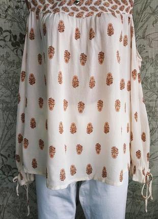 Блуза хлопок dorothy perkins англия