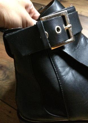 Ботиночки zara 38 размер