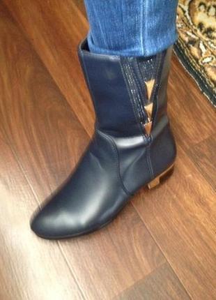 Сапоги /ботинки новые р. 36