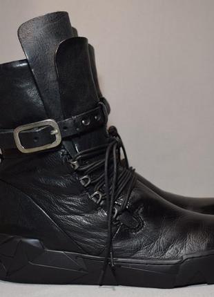 Ботинки a.s. 98 airstep ботильоны сапоги женские кожаные. италия. оригинал. 40 р./26.5 см.