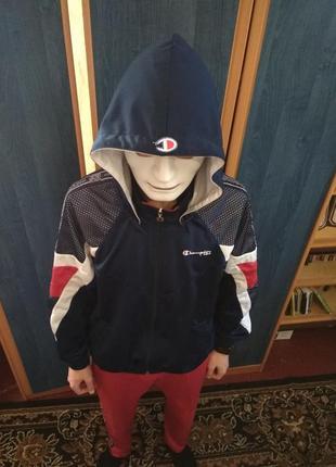 Вінтажний спортивний костюм campion
