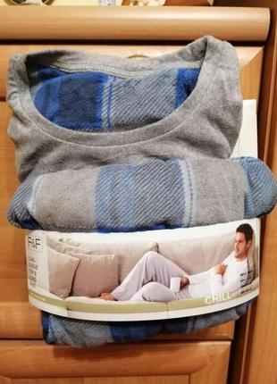 Дуже тепла чоловіча піжама