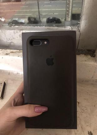 Чехол на iphone 7+/8+ plus оригинал apple case