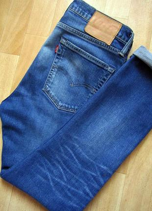 Мужские джинсы levis 510 - skinny fit