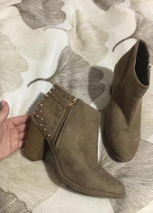 Ботинки 42рр распродажа обувь по 50грн