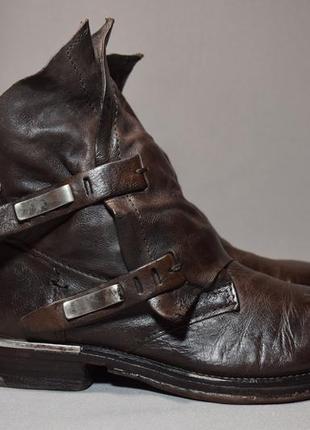 Ботинки a.s. 98 airstep ботильоны женские кожаные. италия. оригинал. 38-39 р./25 см.