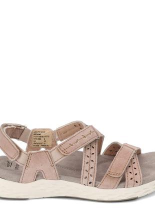 Спортивные сандалии из натуральной замши бренд earth origins