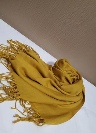 ♥️роскошная горчица турецкий кашемировый шарф шаль расцветки